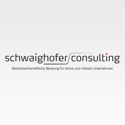 Schwaighofer Consulting Logo